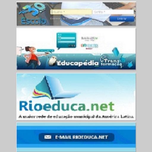 Educopédia RioEduca Escola 3.0 LOGO-APP點子