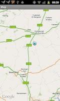 Screenshot of SMS GPS Car Tracker