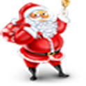 Santa's Naughty and Nice List icon