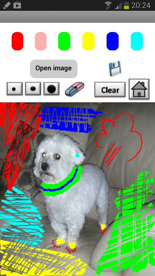 S Pen Photo Paint Free - screenshot