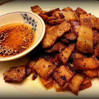 Salted Pork Belly.