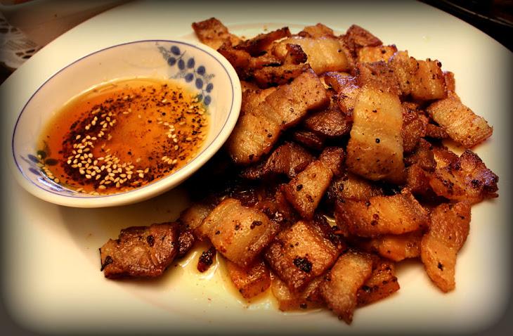 Salted Pork Belly Recipe