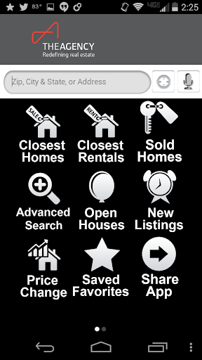 The Agency Mobile Real Estate