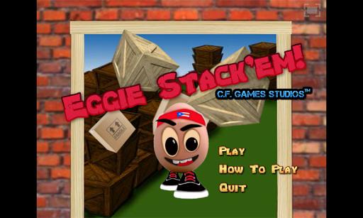 Eggie: Stack'em