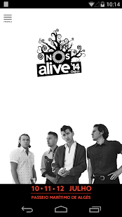 NOS Alive - screenshot thumbnail