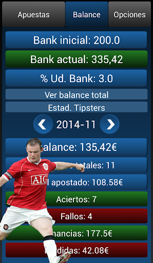 Tipster Manager Free -Apuestas