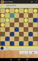 Screenshot of Checkers (by Dalmax)
