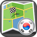 South Korea Offline Navigation icon