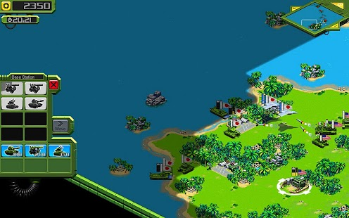 Tropical Stormfront - RTS - screenshot thumbnail