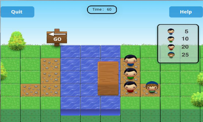Crossings HD - screenshot