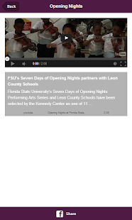 Opening Nights Performing Arts - screenshot thumbnail