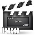 Audio,Photo,Video to EMail PRO logo