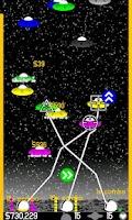 Screenshot of Saucer Wars