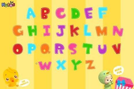 Hutos英语玩 免費 - Hutos ABC