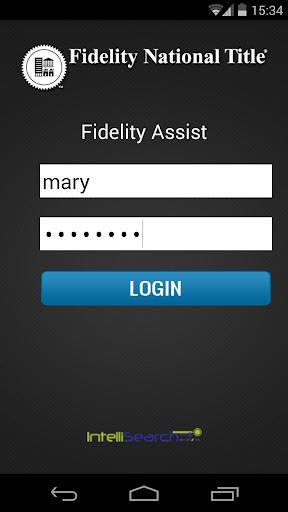 Fidelity Assist