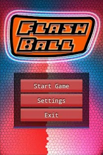Flash Ball free - screenshot thumbnail