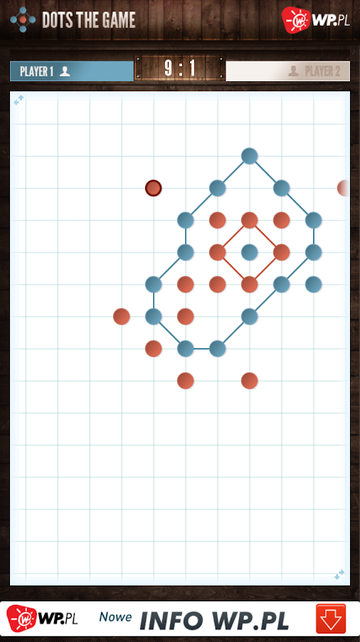 Dots the Game Free- screenshot