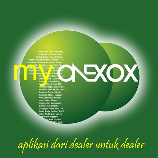 myONEXOX LOGO-APP點子