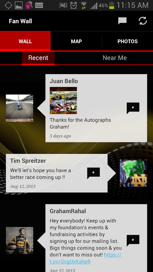 Graham Rahal - screenshot