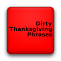 Dirty Thanksgiving Phrases logo