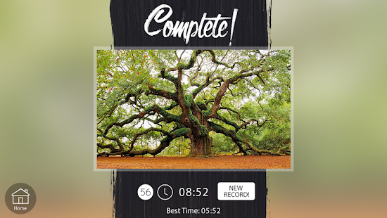 Venn Trees: Circle Jigsaw- screenshot thumbnail