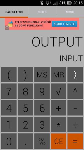 Calculatoroid
