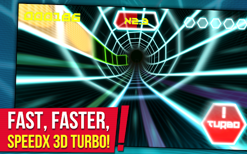SpeedX 3D Turbo- screenshot thumbnail