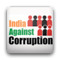 India Against Corruption logo