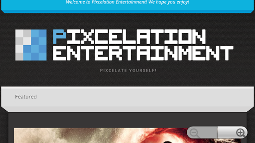 Pixcelation Entertainment