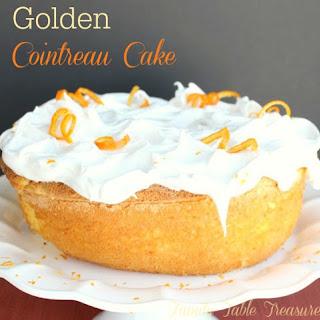 Cointreau Cake Recipes.