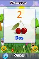 Screenshot of Fichas Educativas