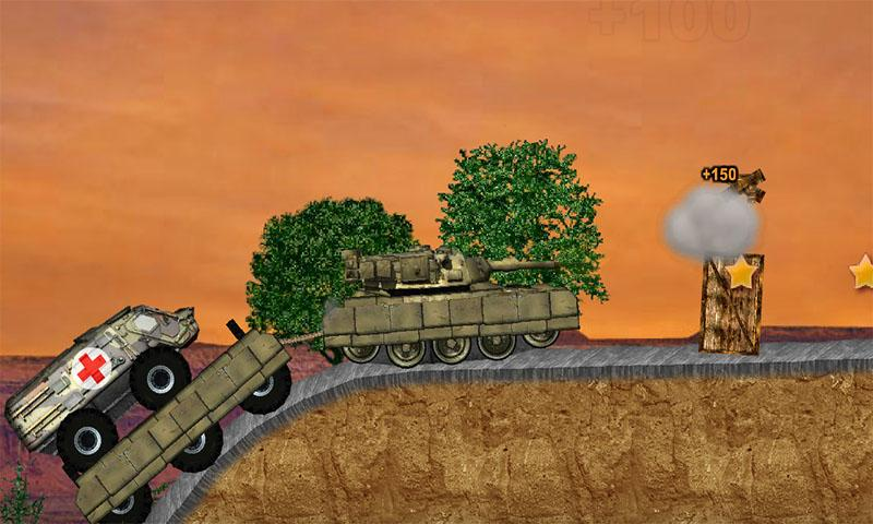 Tank mania - screenshot