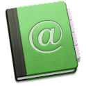 Export Contacts icon