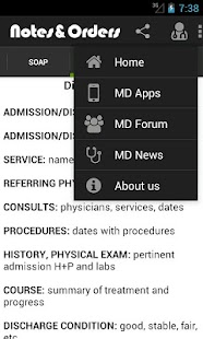Notes & Orders: Medical Tool- screenshot thumbnail