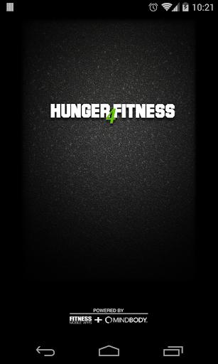 Hunger 4 Fitness