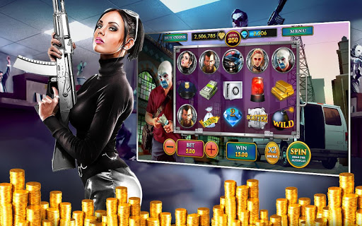 Bank Robbery Free Slots Pokies