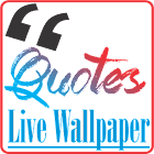 Quotes Live Wallpaper icon