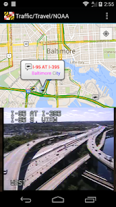 Maryland/Baltimore Traffic Cam screenshot 8