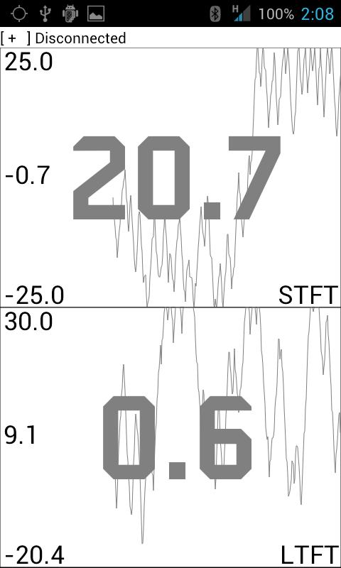 ECUTracker (OBD2,ELM,SSM,LC1)- screenshot
