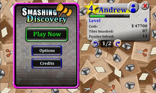 Smashing Discovery