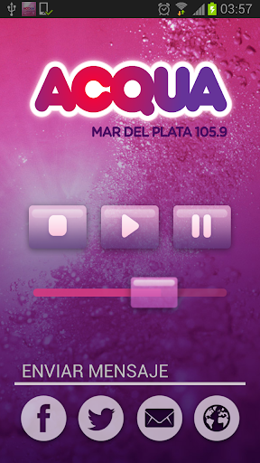 【免費音樂App】Radio Acqua FM-APP點子