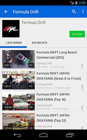 7 Dailymotion App screenshot