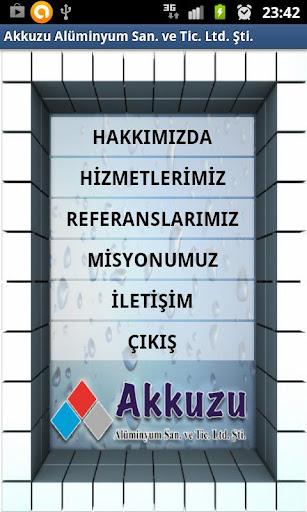 Akkuzu Aluminyum