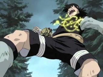 Naruto - A Fierce Battle of Rolling Thunder!