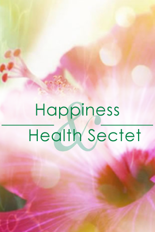 Happiness & Health Secret- screenshot