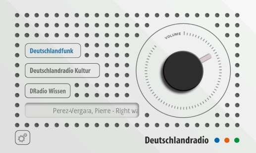 Das DRadio- screenshot thumbnail