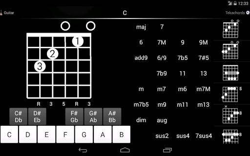 【免費書籍App】Tekachords-APP點子
