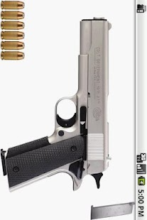 Colt  M1911 Pistol - screenshot thumbnail