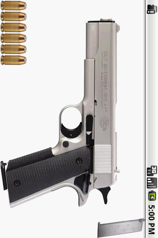Colt  M1911 Pistol - screenshot