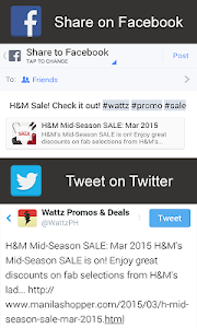 Wattz: Promo & Deal Hunter screenshot 5